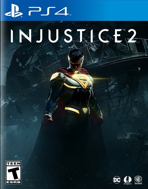 Injustice 2 Wiki - Gamewise