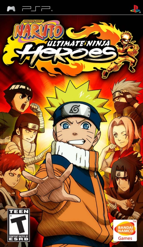 Naruto: Ultimate Ninja Heroes (US sales) Wiki - Gamewise