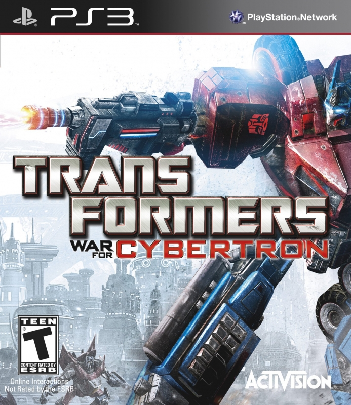 Transformers: War for Cybertron Wiki - Gamewise
