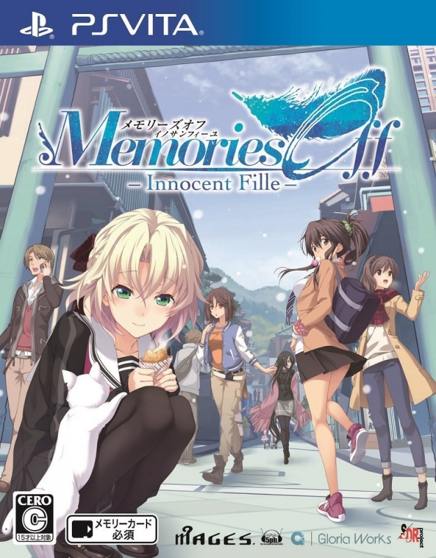 Memories Off: Innocent File [Gamewise]