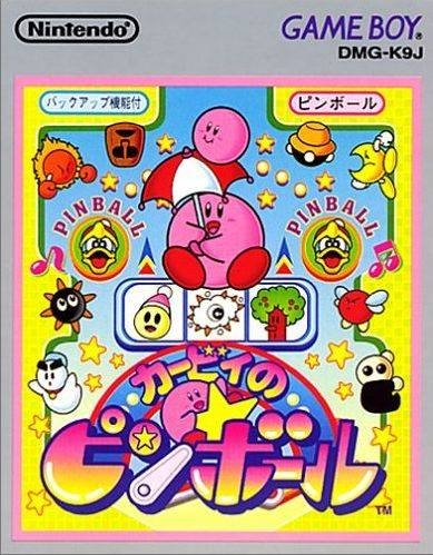 Kirby's Pinball Land on GB - Gamewise