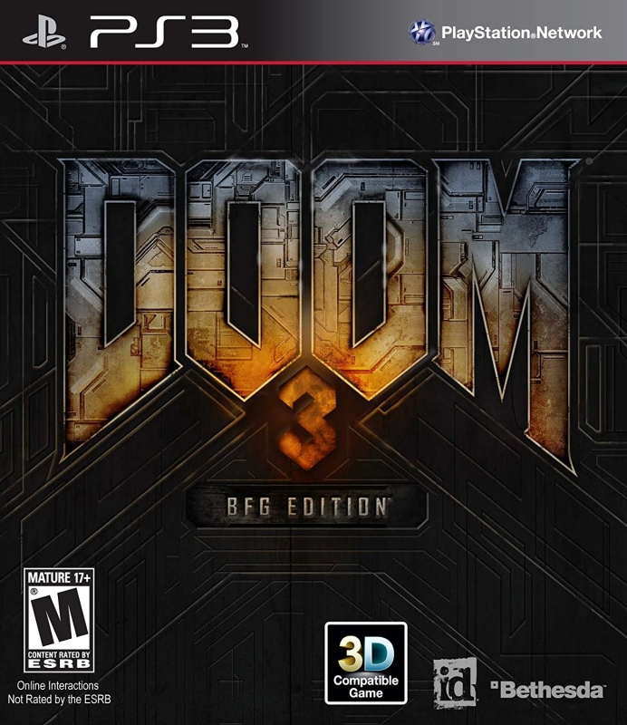 Doom 3 BFG Edition on PS3 - Gamewise