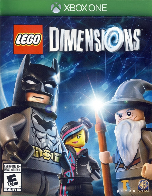 LEGO Dimensions on XOne - Gamewise