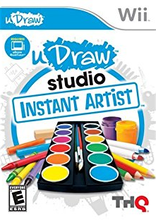 uDraw Studio: Instant Artist   Gamewise