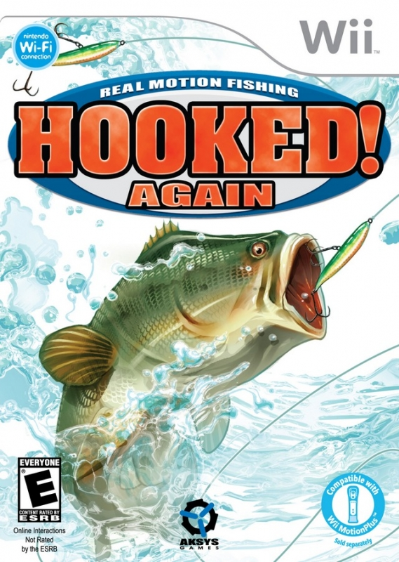 Hooked! Again: Real Motion Fishing | Gamewise