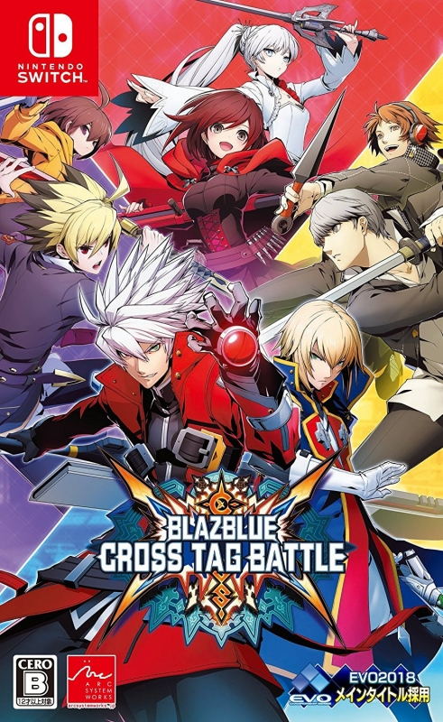 BlazBlue: Cross Tag Battle for NS Walkthrough, FAQs and Guide on Gamewise.co