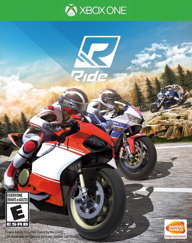 Ride on XOne - Gamewise