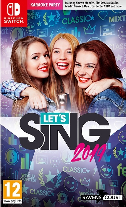 Let's Sing 2019 for NS Walkthrough, FAQs and Guide on Gamewise.co