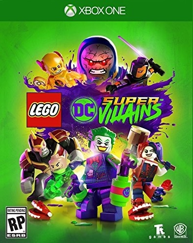 LEGO DC Super-Villains Wiki - Gamewise