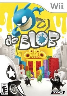 Gamewise de Blob Wiki Guide, Walkthrough and Cheats
