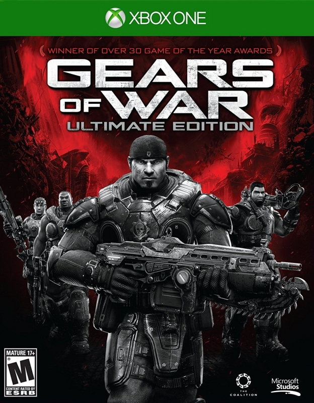 Gears of War: Ultimate Edition on XOne - Gamewise