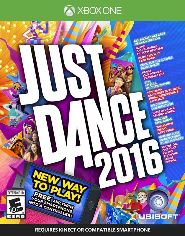 Just Dance 2016 for XOne Walkthrough, FAQs and Guide on Gamewise.co