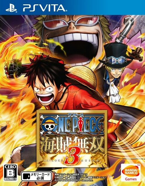 One Piece: Kaizoku Musou 3 for PSV Walkthrough, FAQs and Guide on Gamewise.co