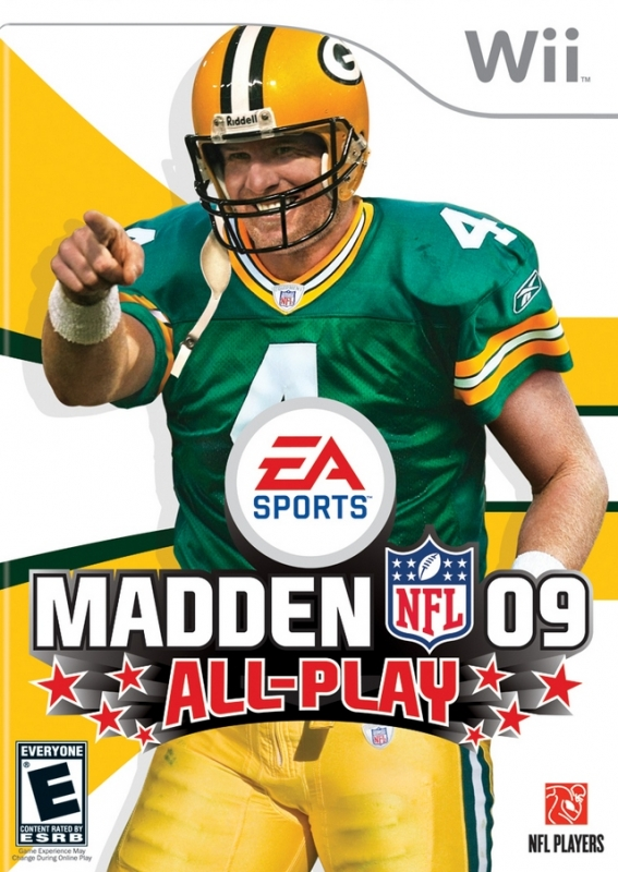 Madden NFL 09 All-Play Wiki - Gamewise