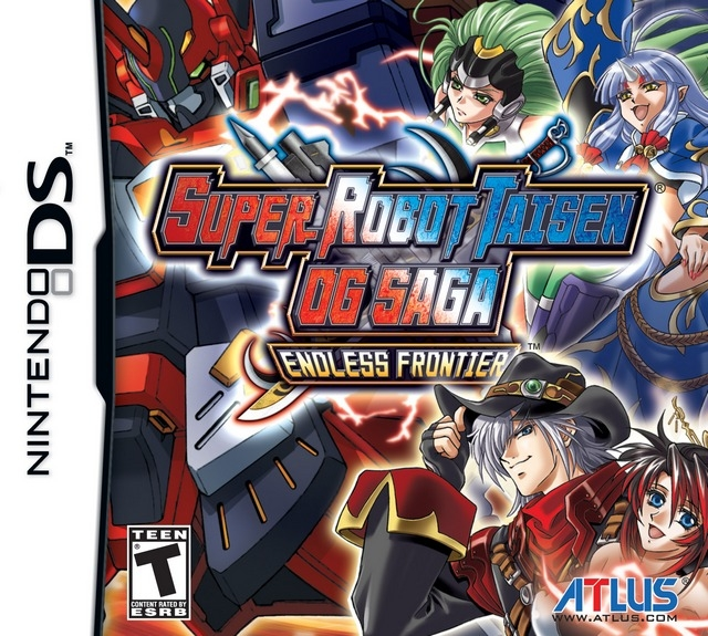 Super Robot Taisen OG Saga: Endless Frontier for DS Walkthrough, FAQs and Guide on Gamewise.co