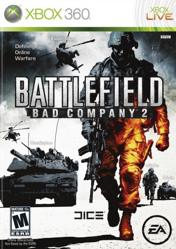 Battlefield: Bad Company 2 for X360 Walkthrough, FAQs and Guide on Gamewise.co