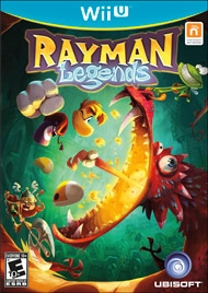 Rayman Legends on WiiU - Gamewise