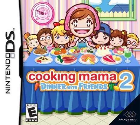 Cooking Mama 2: Dinner With Friends [Gamewise]
