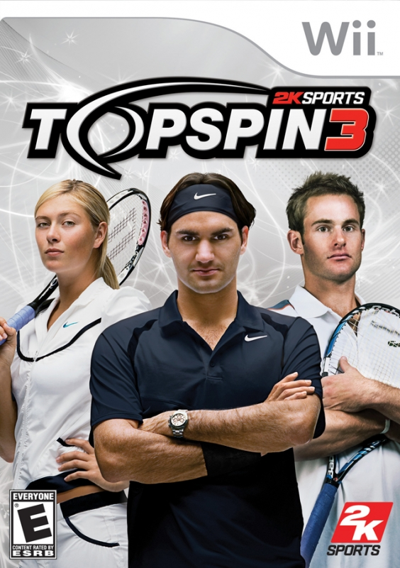 Top Spin 3 on Wii - Gamewise