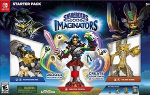Skylanders Imaginators on NS - Gamewise
