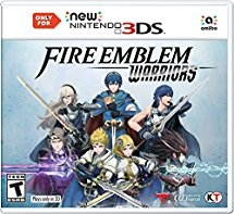 Fire Emblem Warriors [Gamewise]
