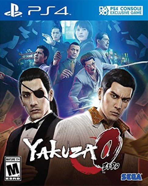 Yakuza Zero: The Place of Oath on PS4 - Gamewise
