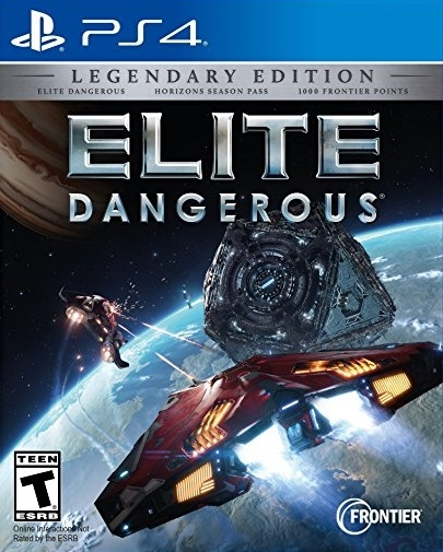 Elite: Dangerous [Gamewise]