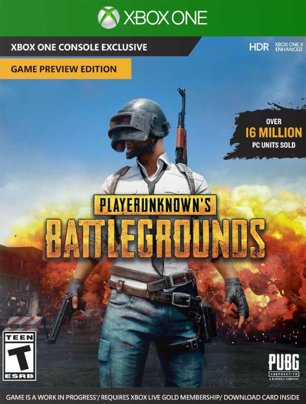 PlayerUnknown's Battlegrounds on XOne - Gamewise