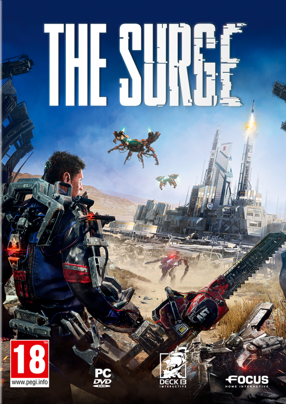 The Surge for PC Walkthrough, FAQs and Guide on Gamewise.co