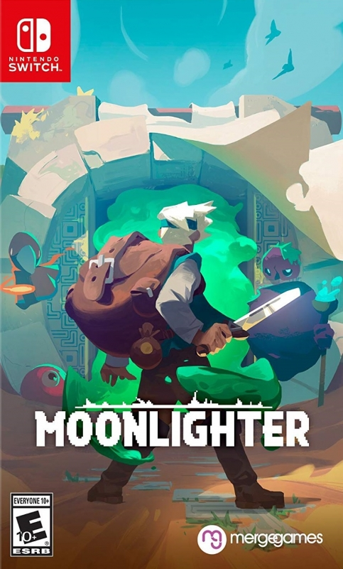 Moonlighter for NS Walkthrough, FAQs and Guide on Gamewise.co