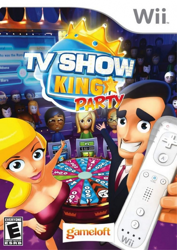 TV Show King Party Wiki on Gamewise.co