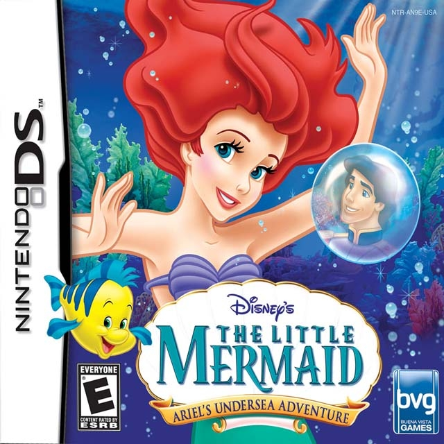 Disney's The Little Mermaid: Ariel's Undersea Adventure on DS - Gamewise