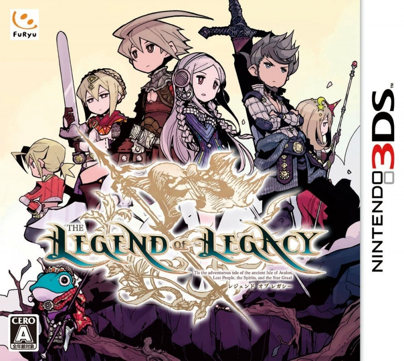 The Legend of Legacy Wiki - Gamewise