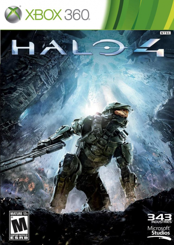 Halo 4 for X360 Walkthrough, FAQs and Guide on Gamewise.co