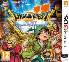 Dragon Quest VII on 3DS - Gamewise