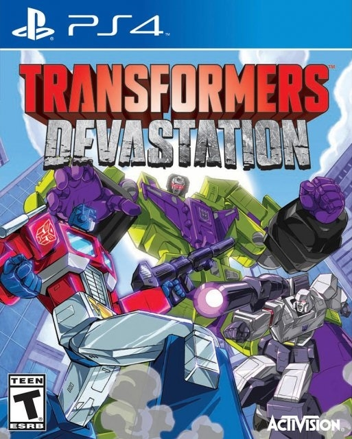 Transformers: Devastation for PS4 Walkthrough, FAQs and Guide on Gamewise.co