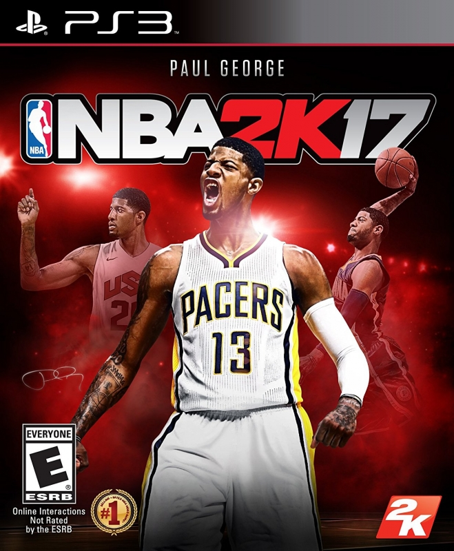 NBA 2K17 on PS3 - Gamewise