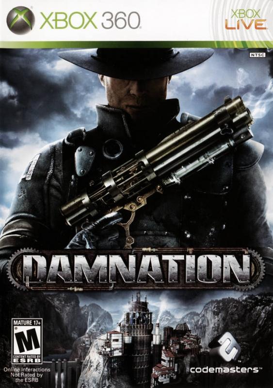 Damnation Wiki - Gamewise