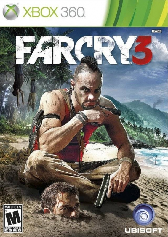 Far Cry 3 on X360 - Gamewise