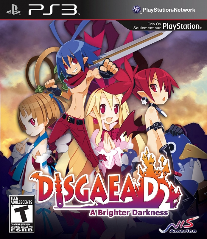 Disgaea D2: A Brighter Darkness on PS3 - Gamewise