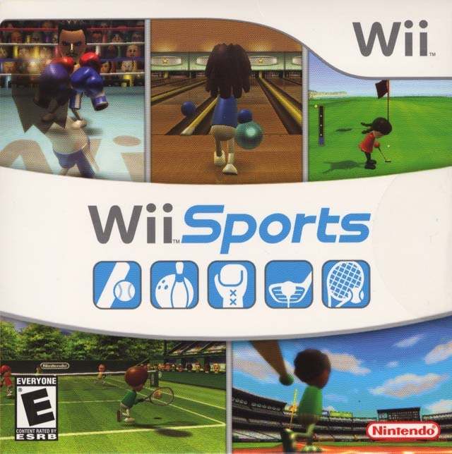 Wii Sports on Wii - Gamewise