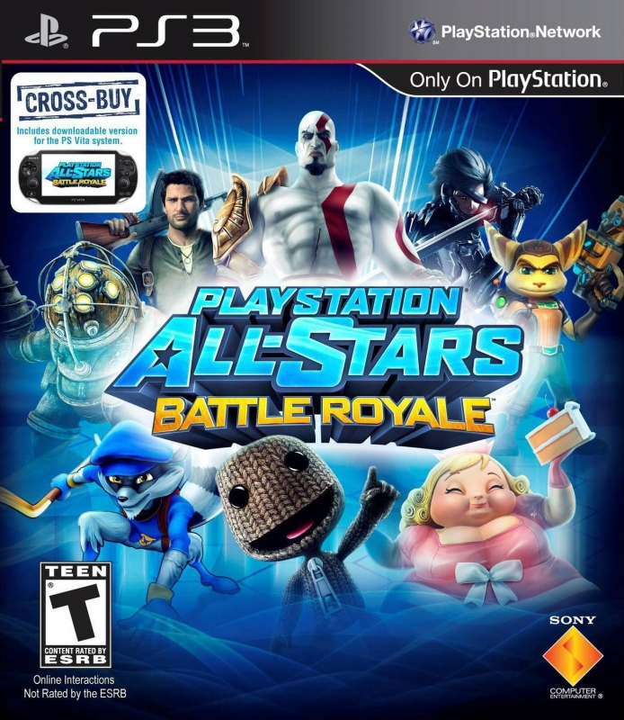 PlayStation All-Stars Battle Royale on PS3 - Gamewise