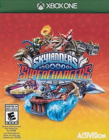 Skylanders: SuperChargers Wiki on Gamewise.co