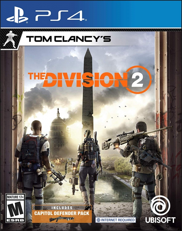 Tom Clancy's The Division 2 Walkthrough Guide - PS4