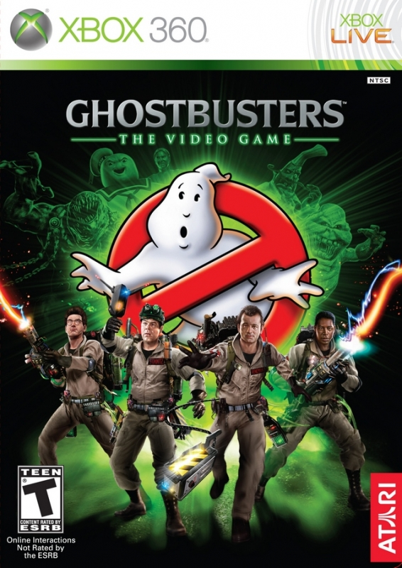 Ghostbusters: The Video Game for X360 Walkthrough, FAQs and Guide on Gamewise.co