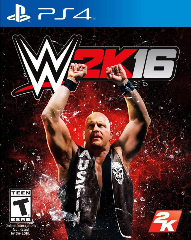 WWE 2K16 on PS4 - Gamewise