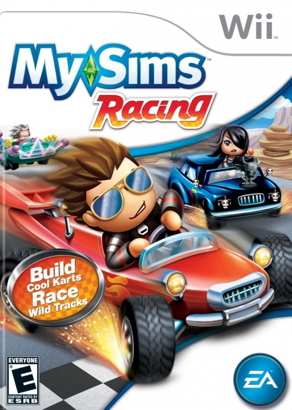 MySims Racing for Wii Walkthrough, FAQs and Guide on Gamewise.co