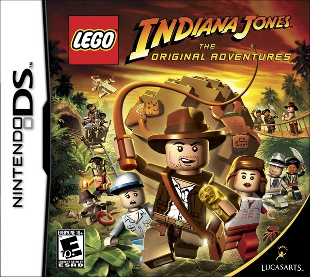 LEGO Indiana Jones: The Original Adventures for DS Walkthrough, FAQs and Guide on Gamewise.co