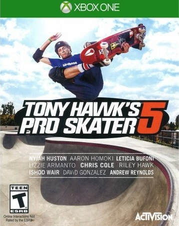Tony Hawk's Pro Skater 5 for XOne Walkthrough, FAQs and Guide on Gamewise.co