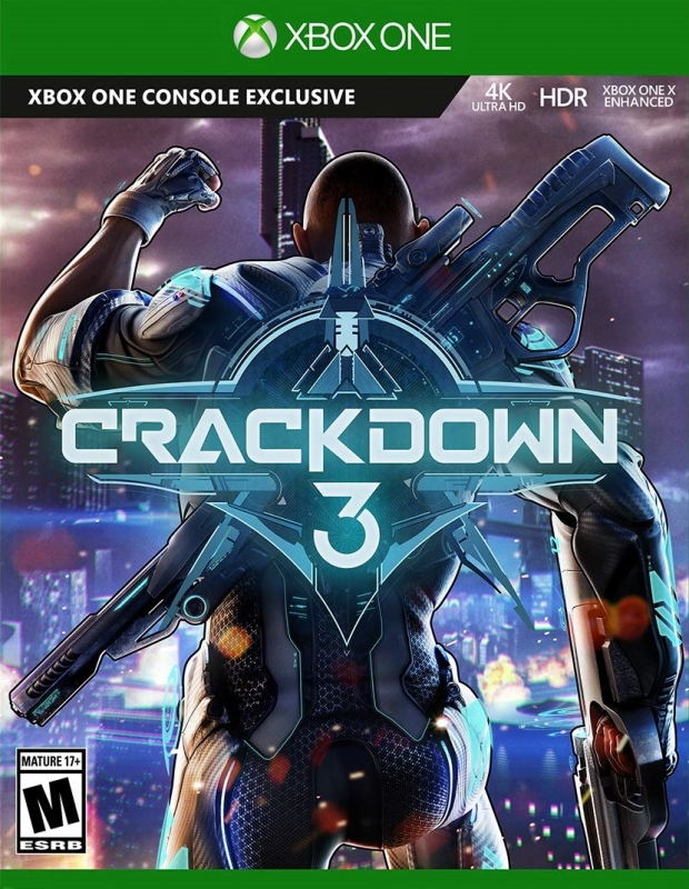 Crackdown 3 Wiki Guide, XOne